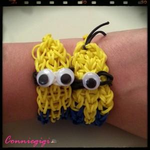 2013-11-02_Minion_bracelet
