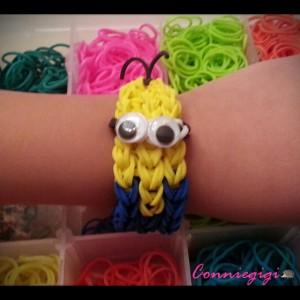 2013-11-03_Minion_bracelet