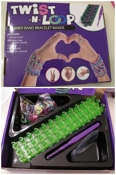 $5 Twist-n-lopp Bracelet Making kit
