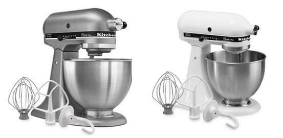 Kohl's Kitchen Aid 4.5 qt Mixer
