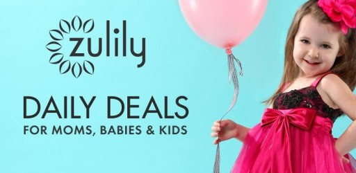 Zulily Daily Deals for Moms, babies & kids